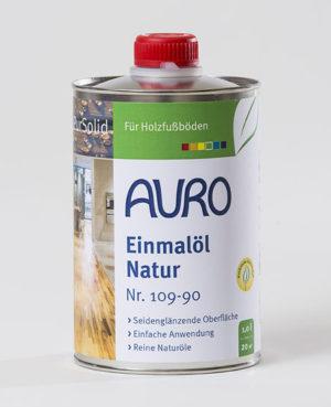 AURO Einmalöl-Natur Nr. 109-90 1 l