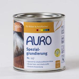 AURO Spezialgrundierung Nr. 117 0,375 l - Naturfarben