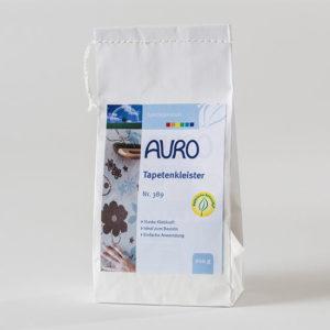 AURO Tapetenkleister Nr. 389 0,2 kg - natürliche Wandfarben