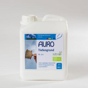 AURO Tiefengrund Nr. 301 2 l - natürliche Wandfarben