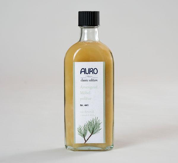 AURO Arvengeist-Möbelpolitur Nr. 441 0,25 l