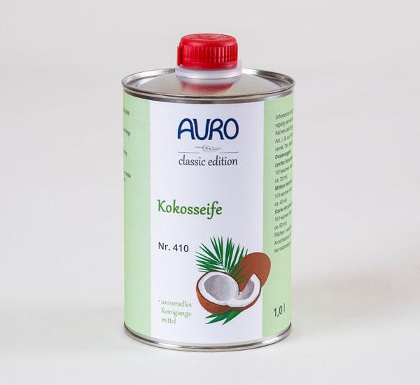 AURO Kokosseife Nr. 410 1 l