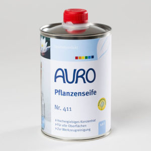 AURO Pflanzenseife Nr. 411 1 l