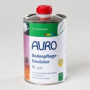 AURO Bodenpflege-Emulsion Nr. 431 1 l