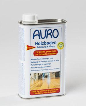 AURO Holzboden Reinigung & Pflege Nr. 661 0,5 l