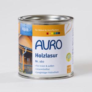 AURO Holzlasur Aqua Nr. 160 0,375 l