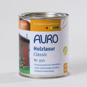 AURO Holzlasur Classic Nr. 930 0,75 l