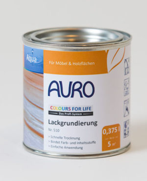 AURO Lackgrundierung Nr. 510 0,375 l