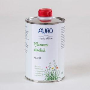 AURO Pflanzenalkohol Nr. 219 1 l - Naturfarben