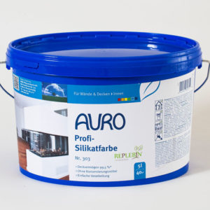AURO Profi-Silikatfarbe Nr. 303 5 l - Naturfarben
