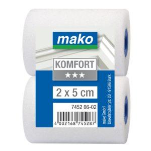 mako Lackroller-Mini 2 x 5 cm