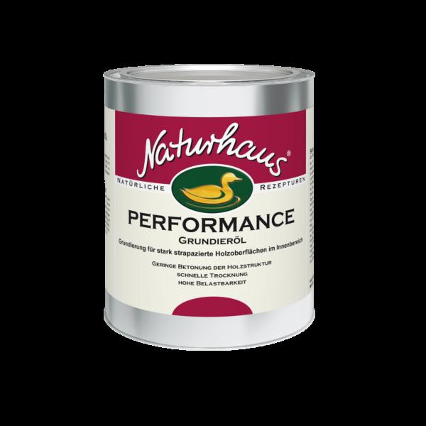 Naturhaus PERFORMANCE Grundieröl 0,75 l